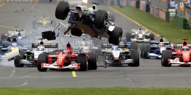 Formel 1 – Belgiens GP