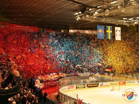 Spela Hockey