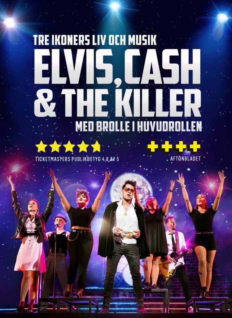 Elvis, Cash and The Killer