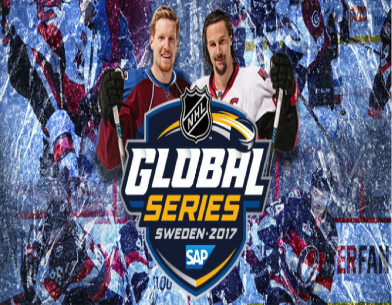 2017 SAP NHL GLOBAL SERIES™