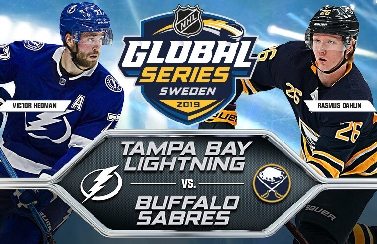 2019 NHL Global Series™
